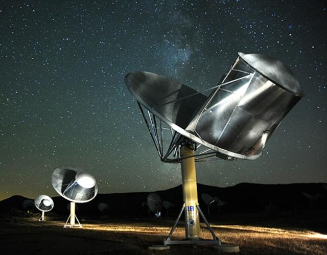 Image: Allen Telescope Array