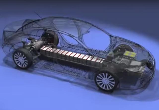 Image: Lithium-air cutaway