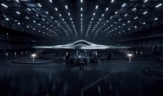 Image: Northrop Grumman ad
