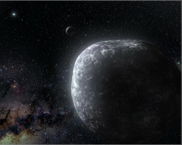Image: Kuiper Belt object