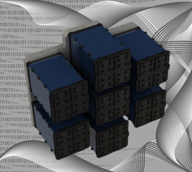 Image: CubeSats