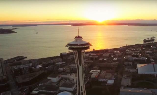 Image: Seattle vista