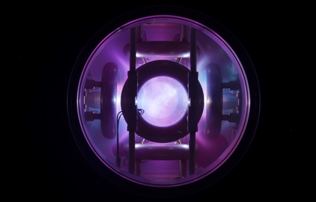 Image: Plasma glow
