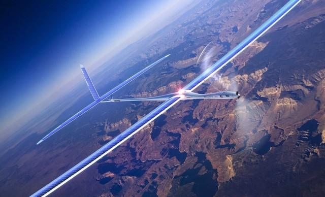 Image: Titan drone