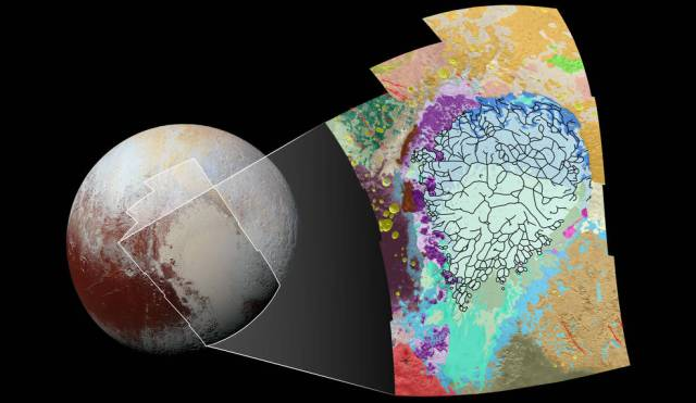 Image: Pluto map
