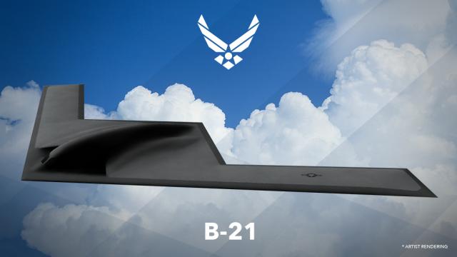 Image: B-21 design