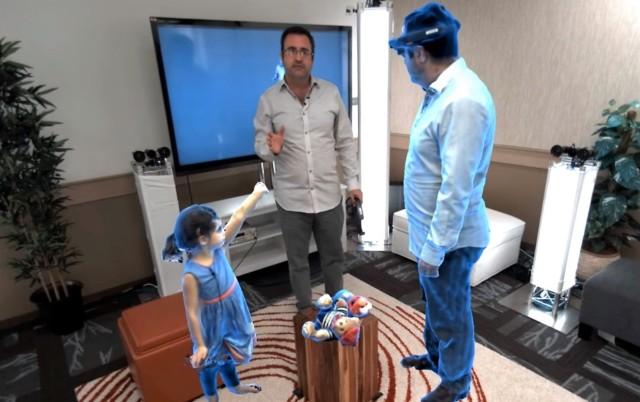 Image: HoloLens demo