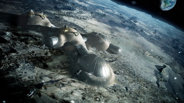 Image: Moon Village