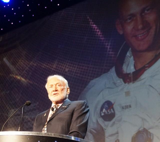 Image: Buzz Aldrin
