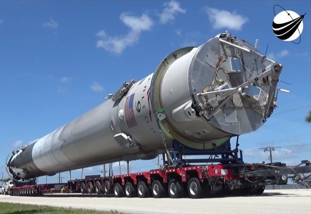 Image: SpaceX Falcon