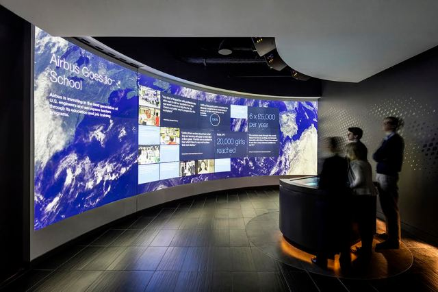 Image: Airbus Experience Center