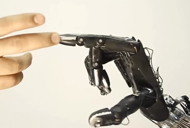Image: Robotic hand
