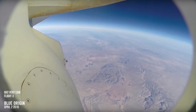 Image: Blue Origin view