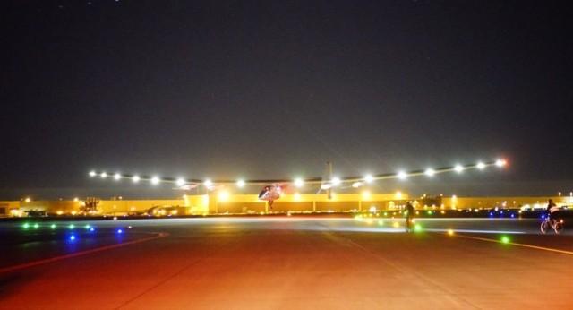 Image: Solar Impulse in Oklahoma