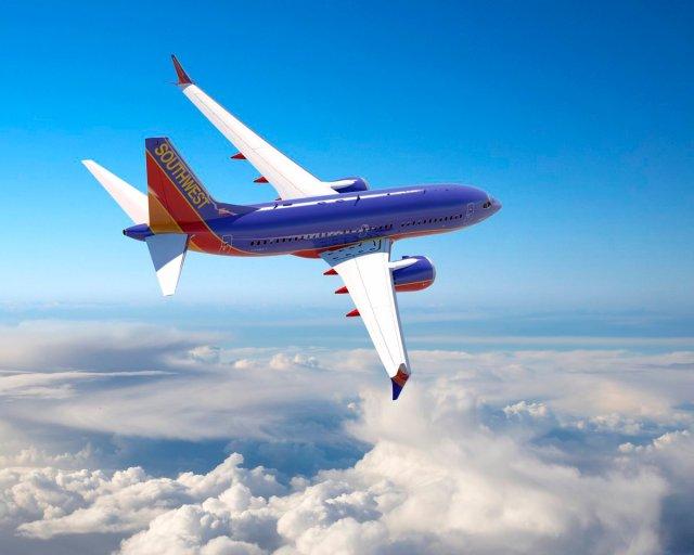 Image: Southwest 737 MAX
