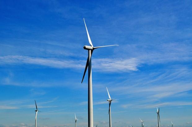 Image: Wind turbines
