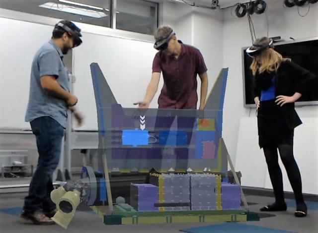 Image: Virtual rover