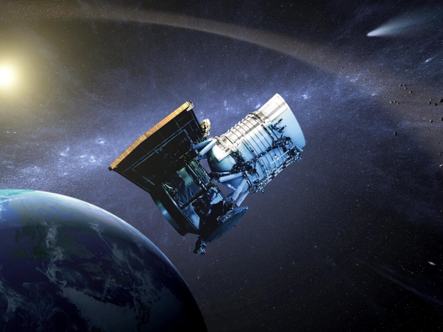 Image: WISE spacecraft