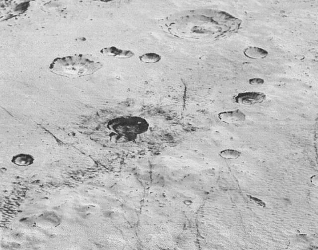 Image: Pluto surface