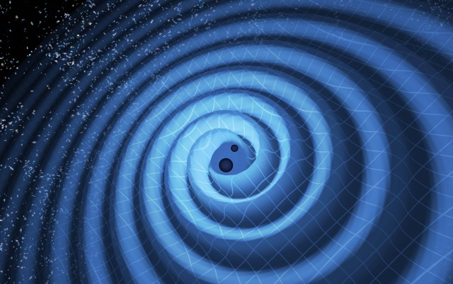 Image: Gravitational waves