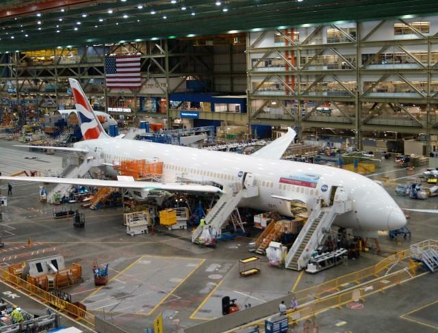 Image: Boeing 787