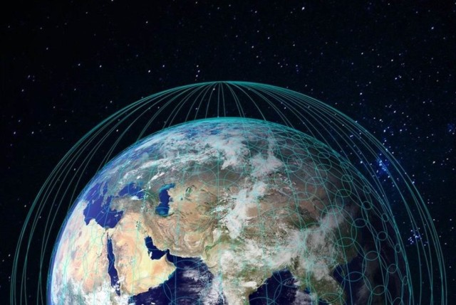 Image: Satellite web