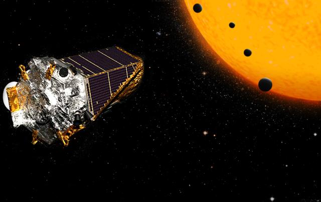 Image: Kepler discovery