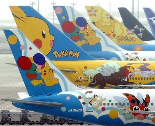 Image: Pokemon Jets