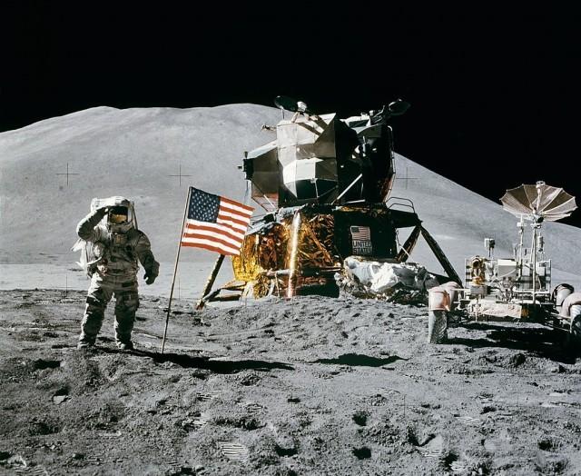 Image: Apollo 15