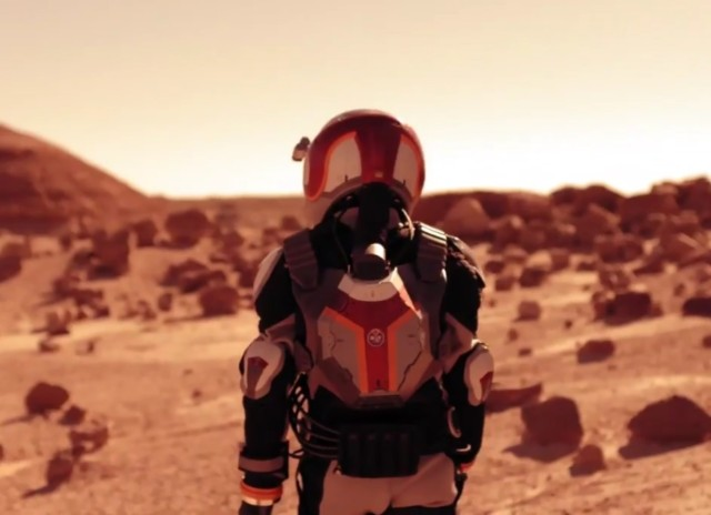 "Image: Scene from ""Mars"""