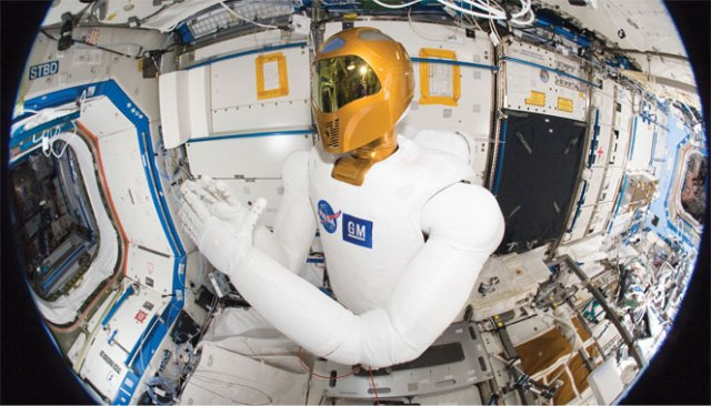 Image: Robonaut 2