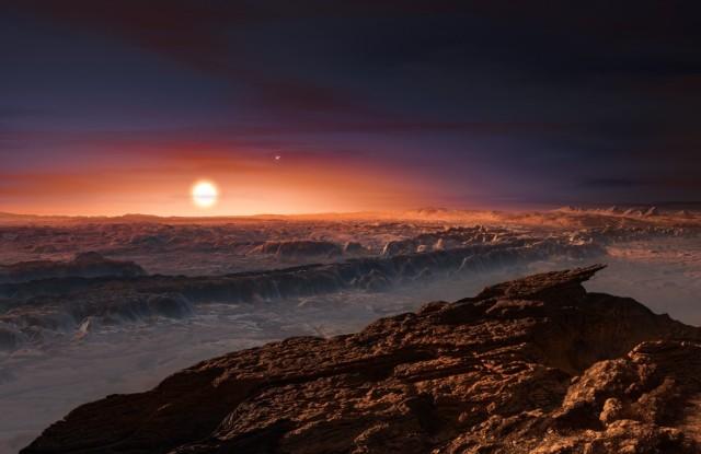 Image: Proxima Centauri b