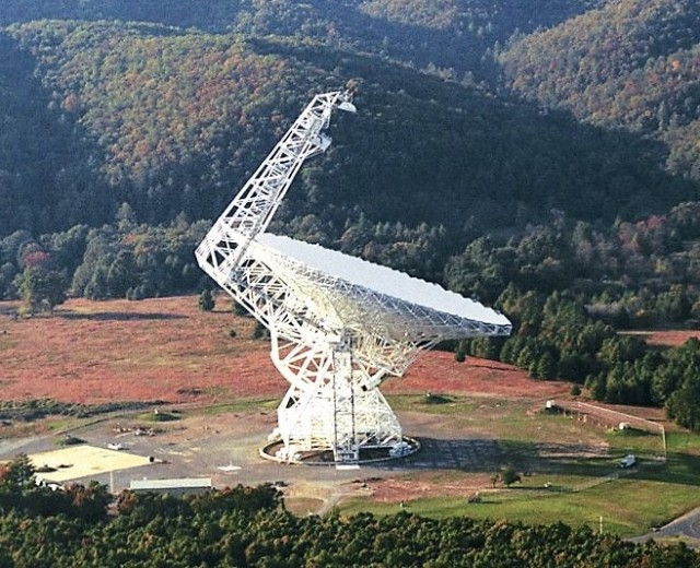 Image: Green Bank Telescope
