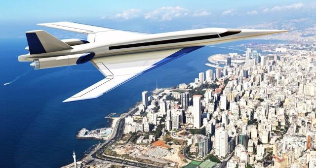 Image: Spike Aerospace jet