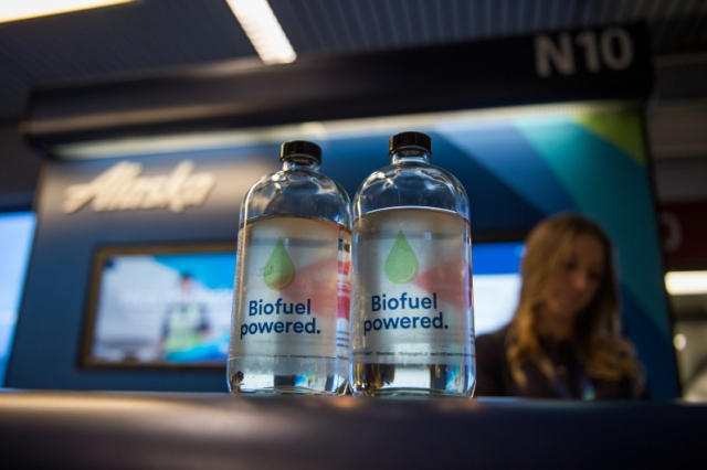 Biofuel bottles