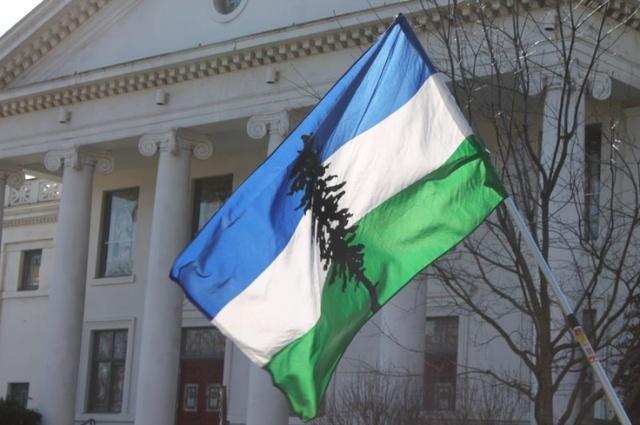 Image: Cascadia flag