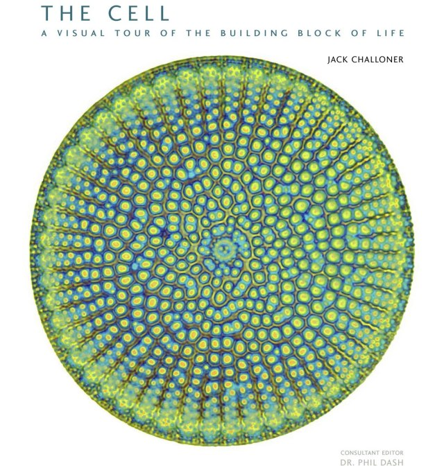 """""""The Cell"""" book cover"""