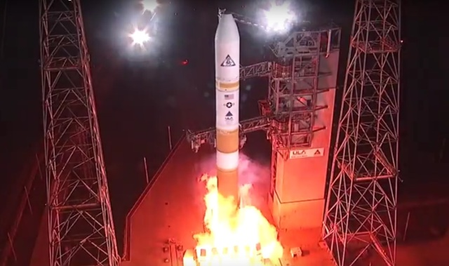WGS-8 launch