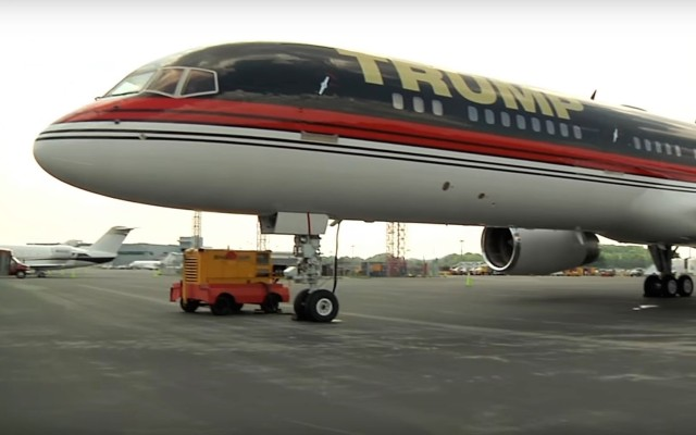 Trump Force One