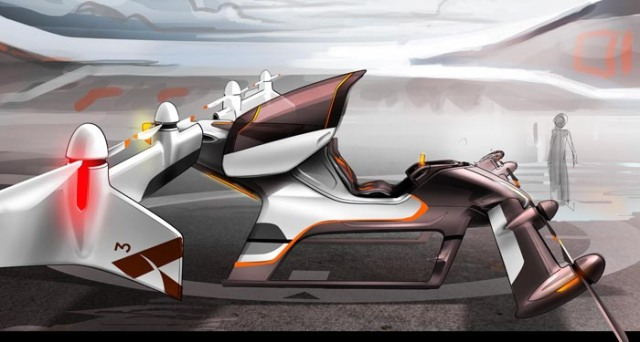 Airbus Group envisions Vahana as an electric-powered vehicle that carries individual passengers or cargo, and takes off and lands vertically. (MTSI Photo)
