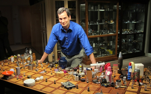 "David Pogue in ""Hunting the Elements"""