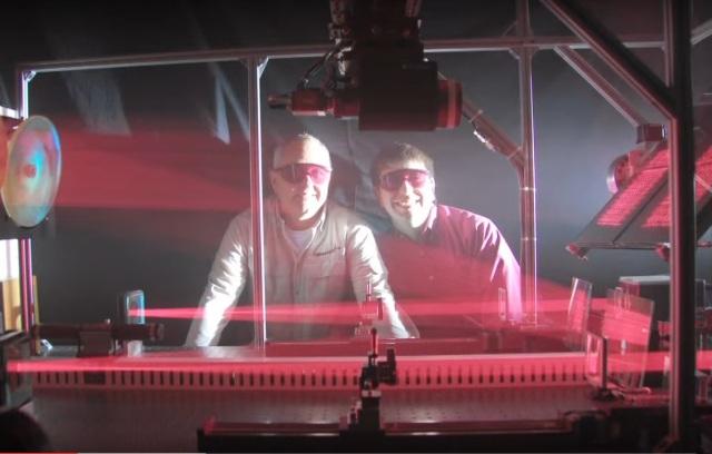 LaserMotive executives