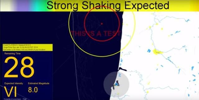 ShakeAlert graphic