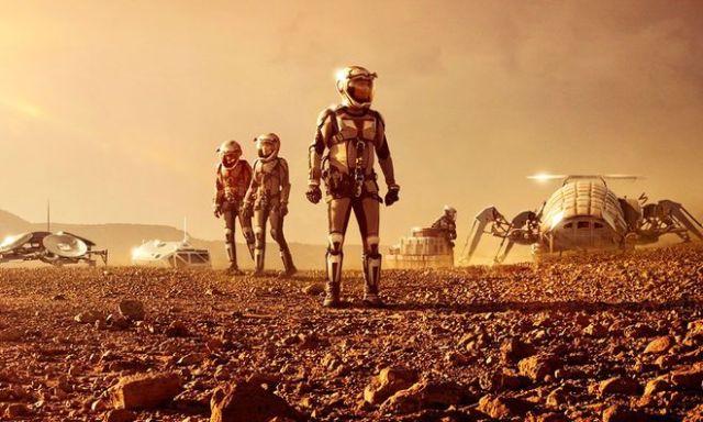Mars miniseries
