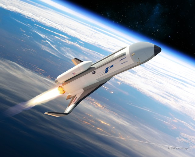 Phanton Express XS-1 space plane