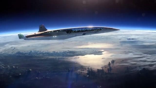 Future Boeing plane