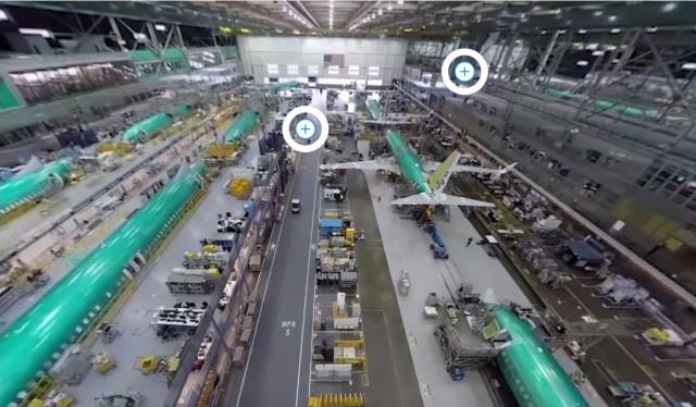 Boeing Renton plant