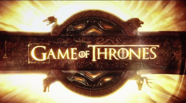 """Game of Thrones"" title"