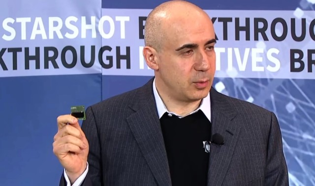 Yuri Milner and Sprite