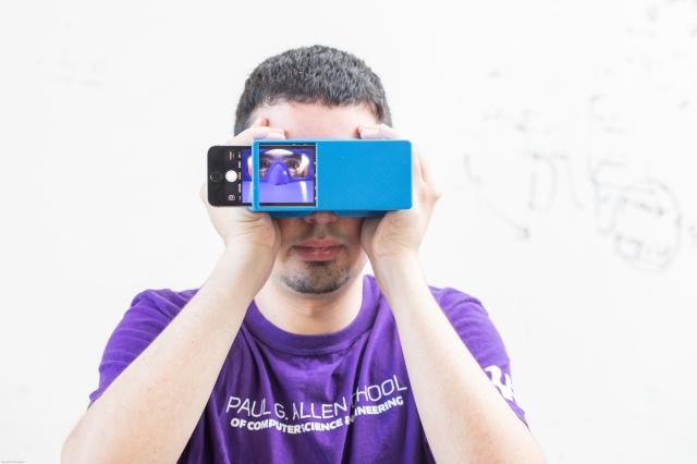 Smartphone selfie system